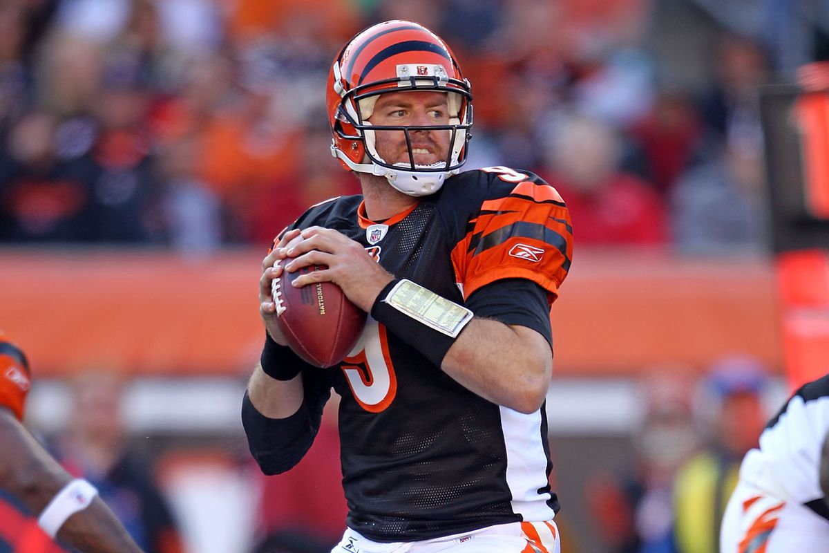 Bengals Moments The Death and Rebirth of Carson Palmer Cincy