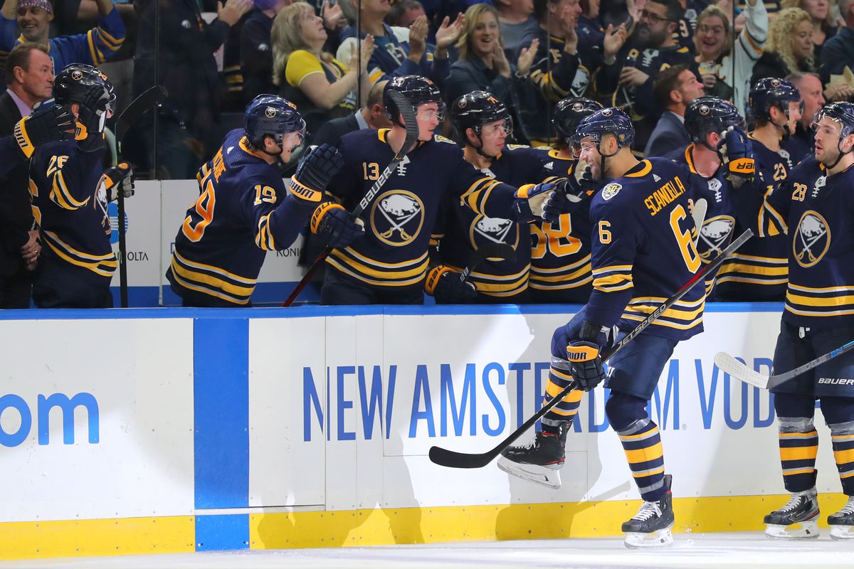 Buffalo Sabres Hang On, Defeat Panthers in Shootout
