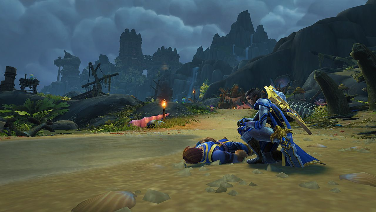 Shadowlands Will Fix One Of World Of Warcraft S Biggest Problems Polygon