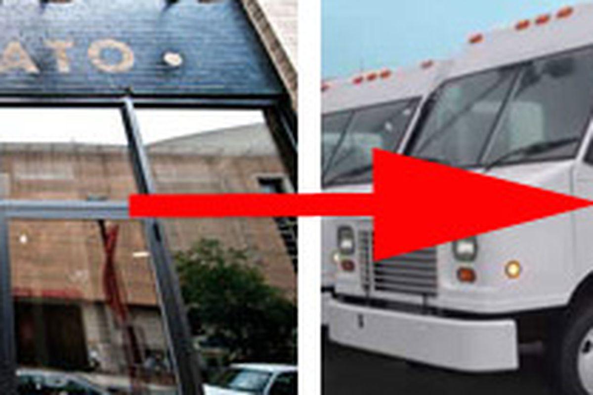 "Graffiato [Photo: <a href=""http://underabushel.com"">R. Lopez</a>] Food Truck"