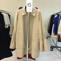Leather Coat, $1700