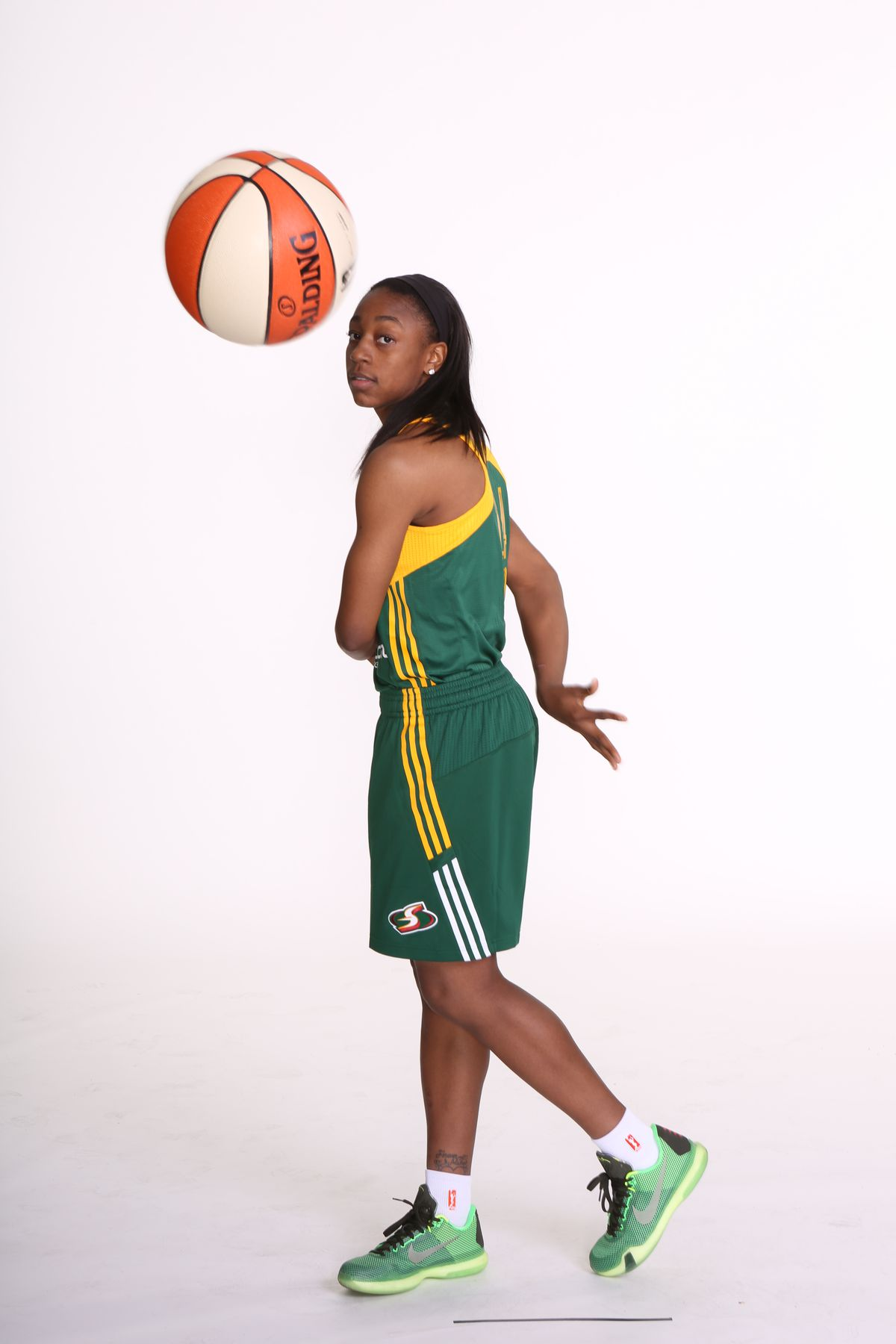 Seattle Storm Media Day 2015