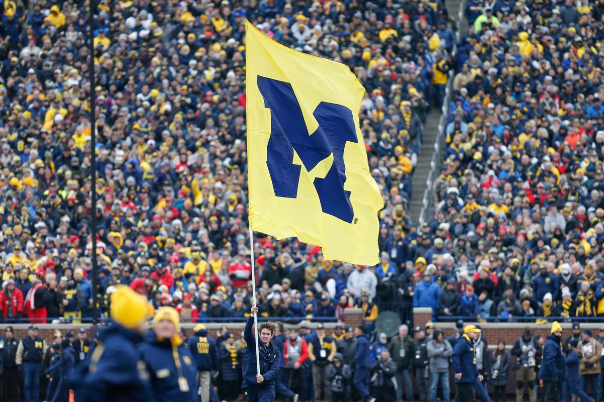 COLLEGE FOOTBALL: NOV 30 Ohio State at Michigan
