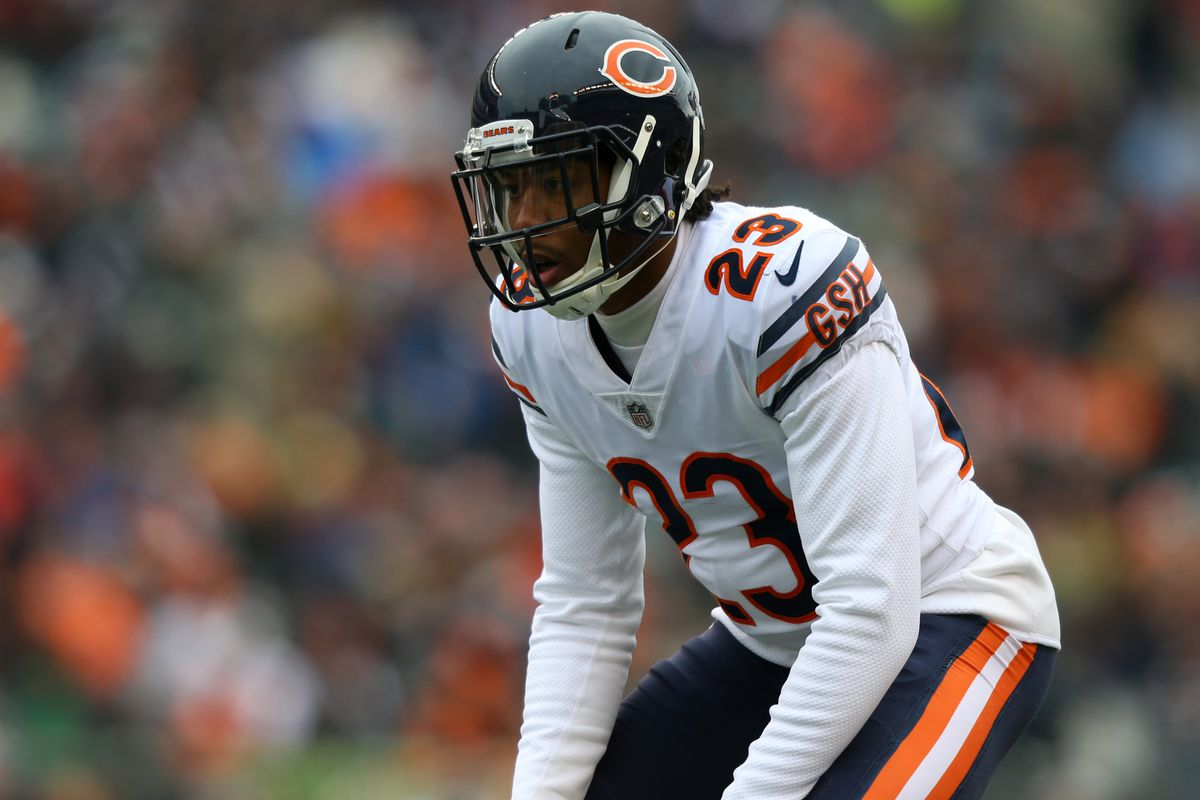 Bears officially use transition tag on cornerback Kyle Fuller