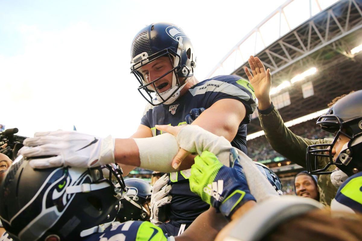 Tampa Bay Buccaneers vSeattle Seahawks