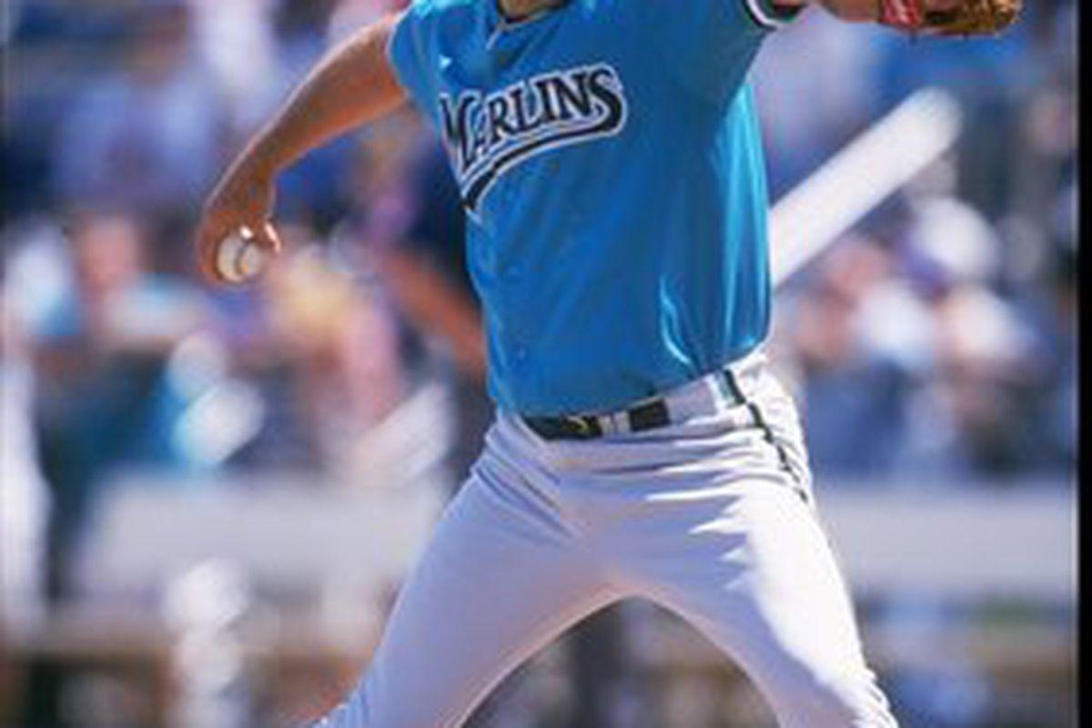 Pat Rapp, Florida Marlins, 1994