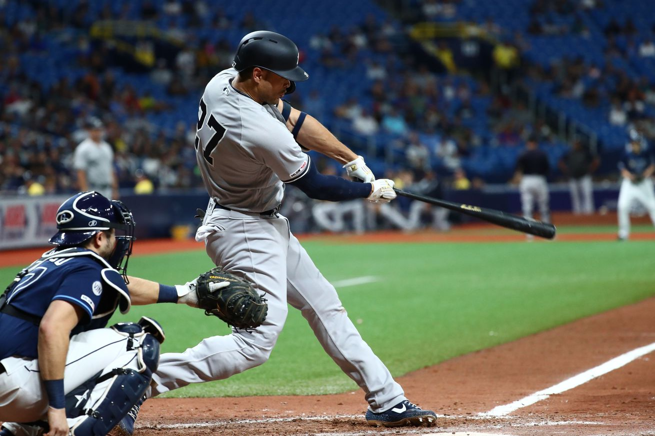 Who will lead the Yankees in home runs next season?