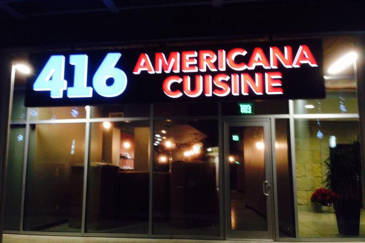 416 Bar & Grille