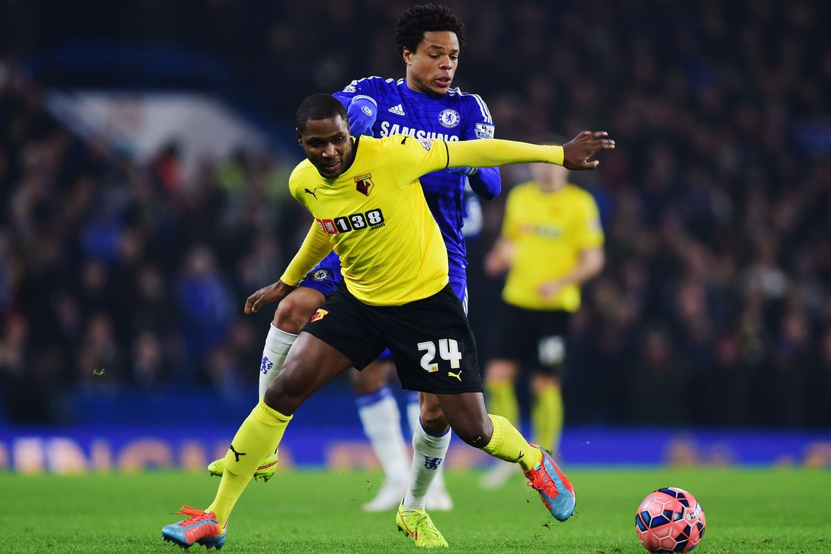 Can Watford get the better of Chelsea this time around?