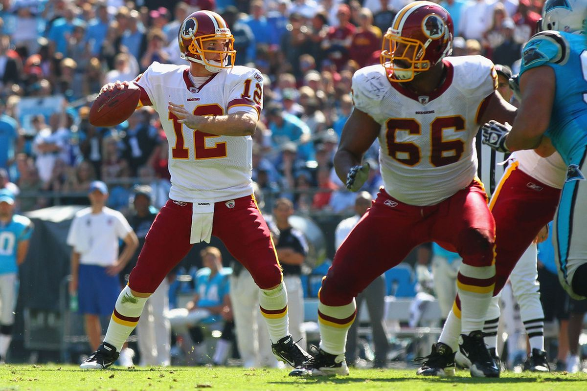 b35a093c NFC East Standings Update: Redskins Fall To Panthers, Drop To Third ...