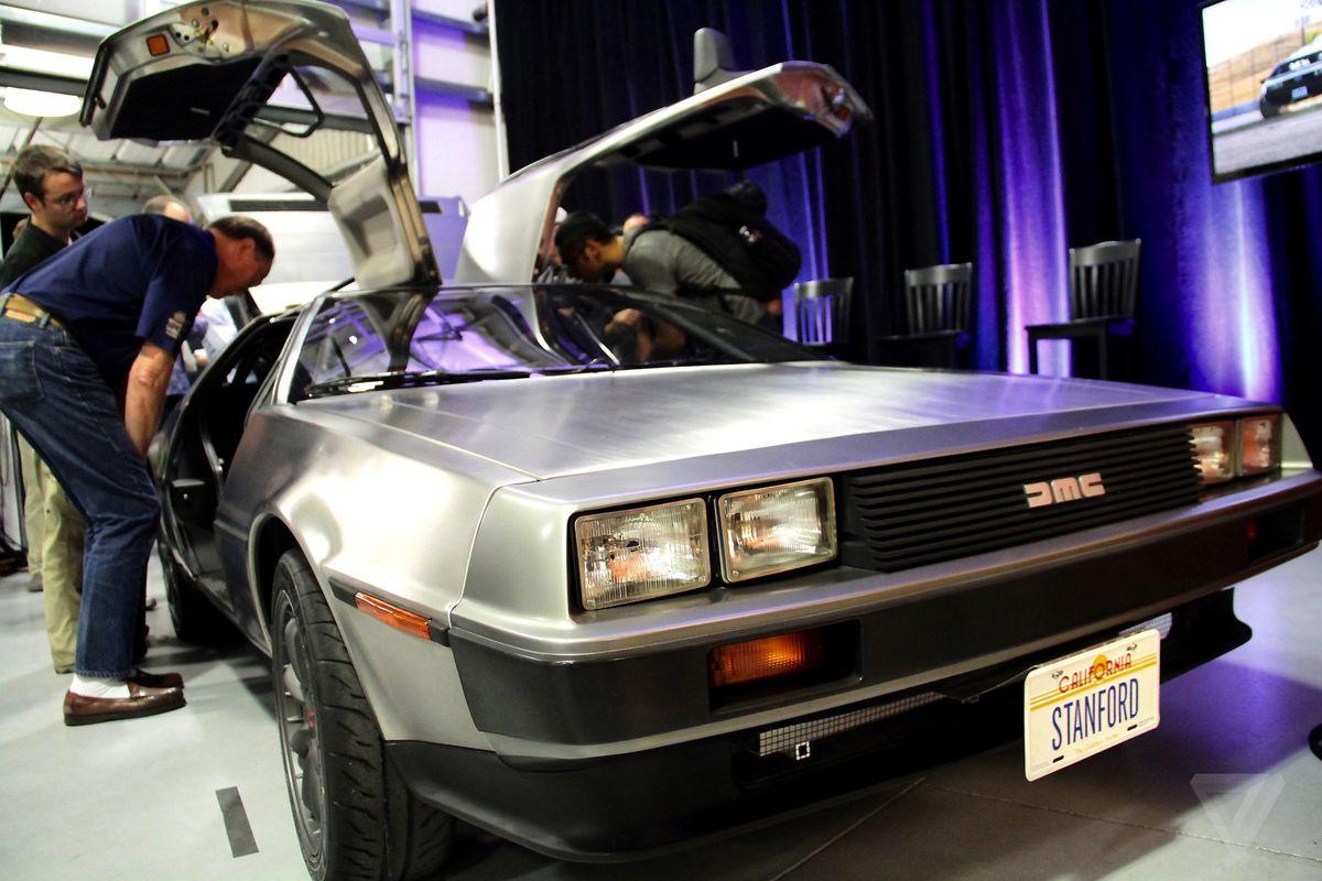 Stanford Marty DeLorean