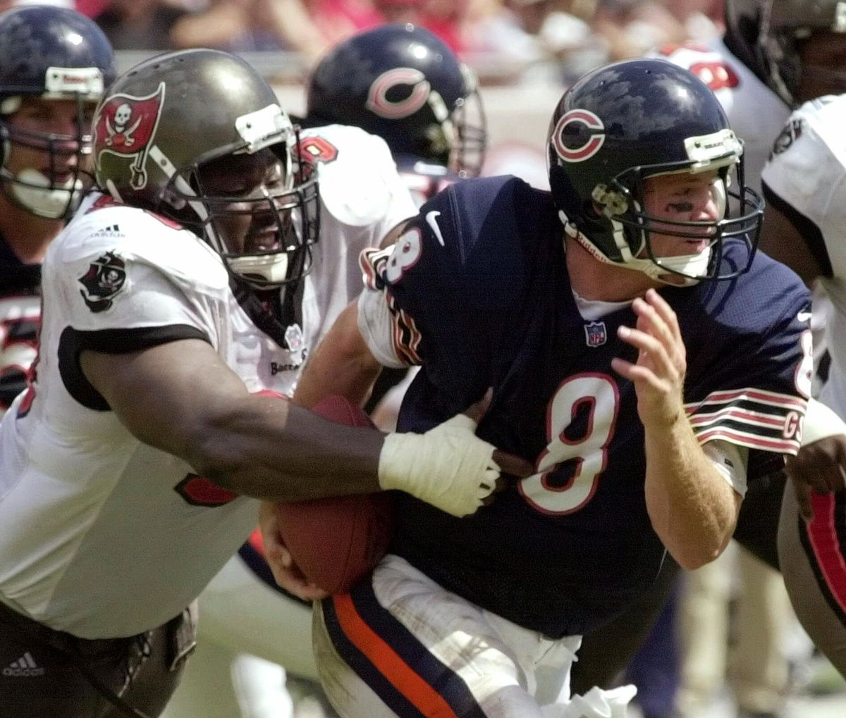 Cade McNown had talent and gumption and a playmaker's knack, but he lacked the maturity and polish needed to put it all together.