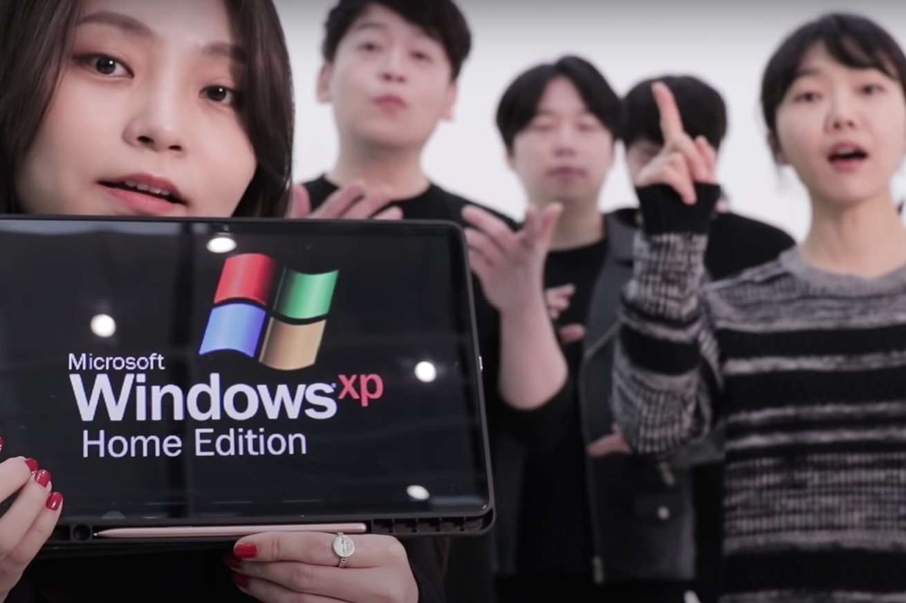 This a cappella group is scarily good at imitating Windows sound effects