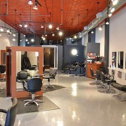 Wicker Park's Fringe Salon [1437 North Milwaukee Avenue] has almost every stripe (get it?) of color services. There are full and partial highlights, dual-tone highlights, and—for just a little boost—face-framing highlights with fewer than 12 Foils. Stylis