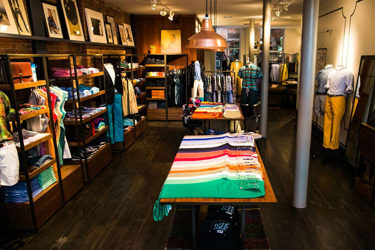 Bonobos and Will Leather Goods' Sample Sale Returns to the
