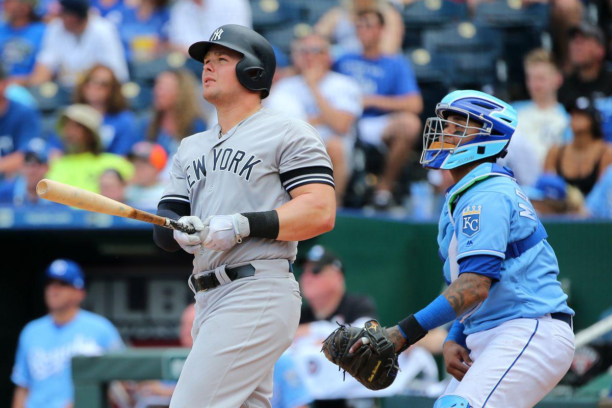 Yankees Highlights: J.A. Happ, Luke Voit blast Yankees past Royals