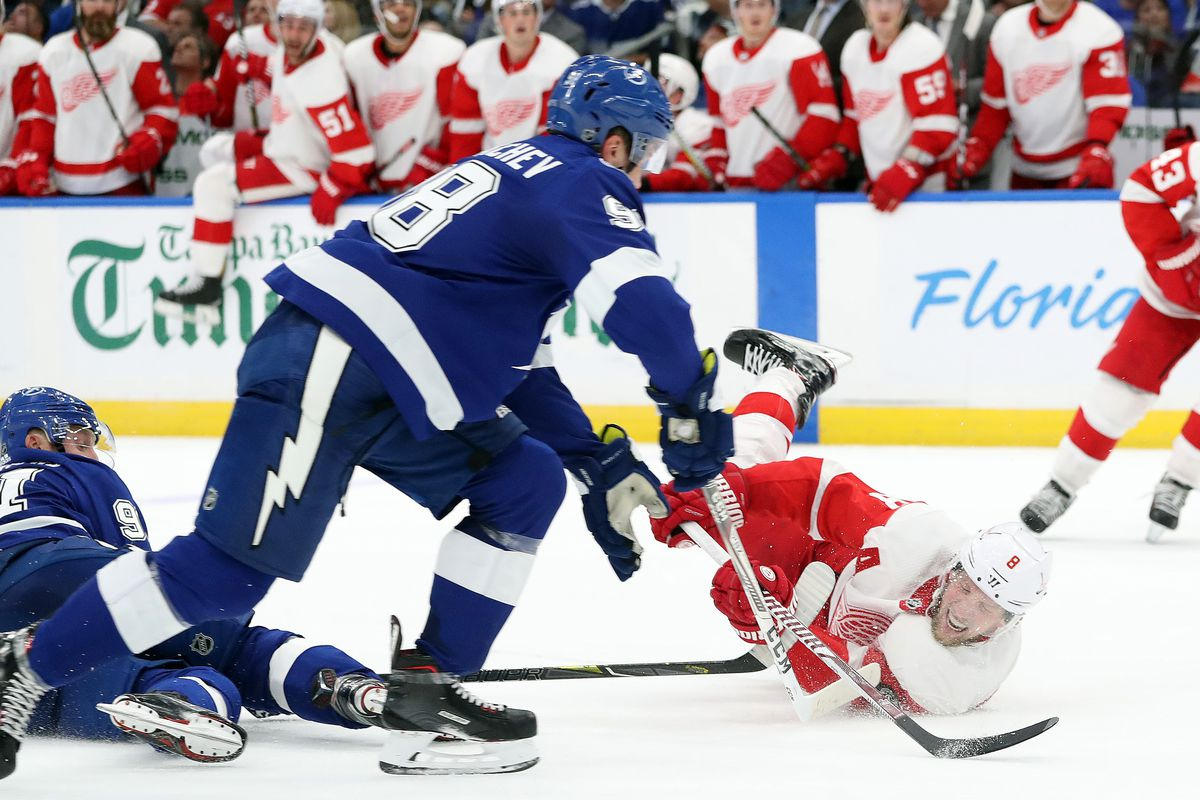 Around The Atlantic The Detroit Red Wings Should Only Have Moral