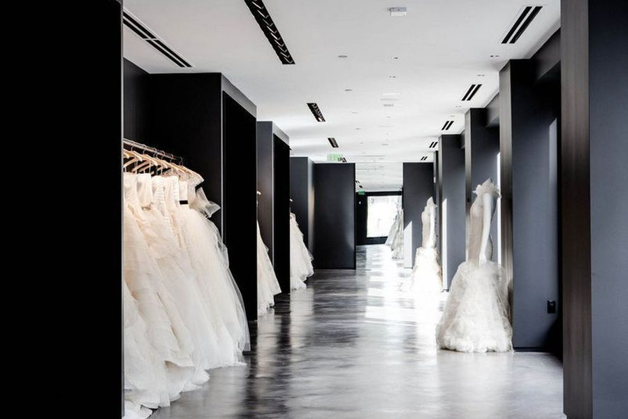 117e0f70606d For those who take the go-big-or-go-home approach to weddings, visit San  Francisco's Vera Wang store in Union Square for the dreamiest designer  gowns.