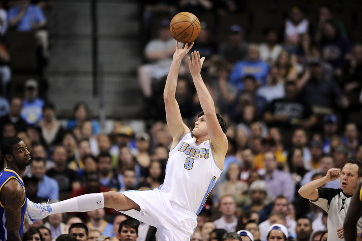 Danilo Gallinari...ballerina with the basketball