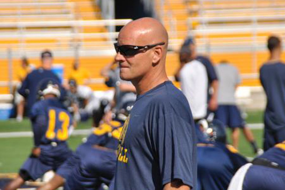 """Doug Martin resigned, but it was probably the right move because otherwise the school likely would've fired him. (image via <a href=""""http://www.kentstatesports.com/sports/fball/2010-11/releases/201008060o2m58"""" target=""""new"""">kentstatesports.com</a>)"""