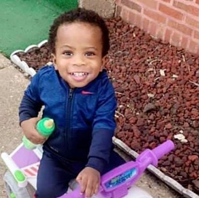 Sincere Gaston, 20 months old, was killed June 27 while riding in his mother's car in Englewood. The child and his mother were driving home from the laundromat when a car pulled alongside them at 60th Street and Halsted Street and someone inside started shooting.