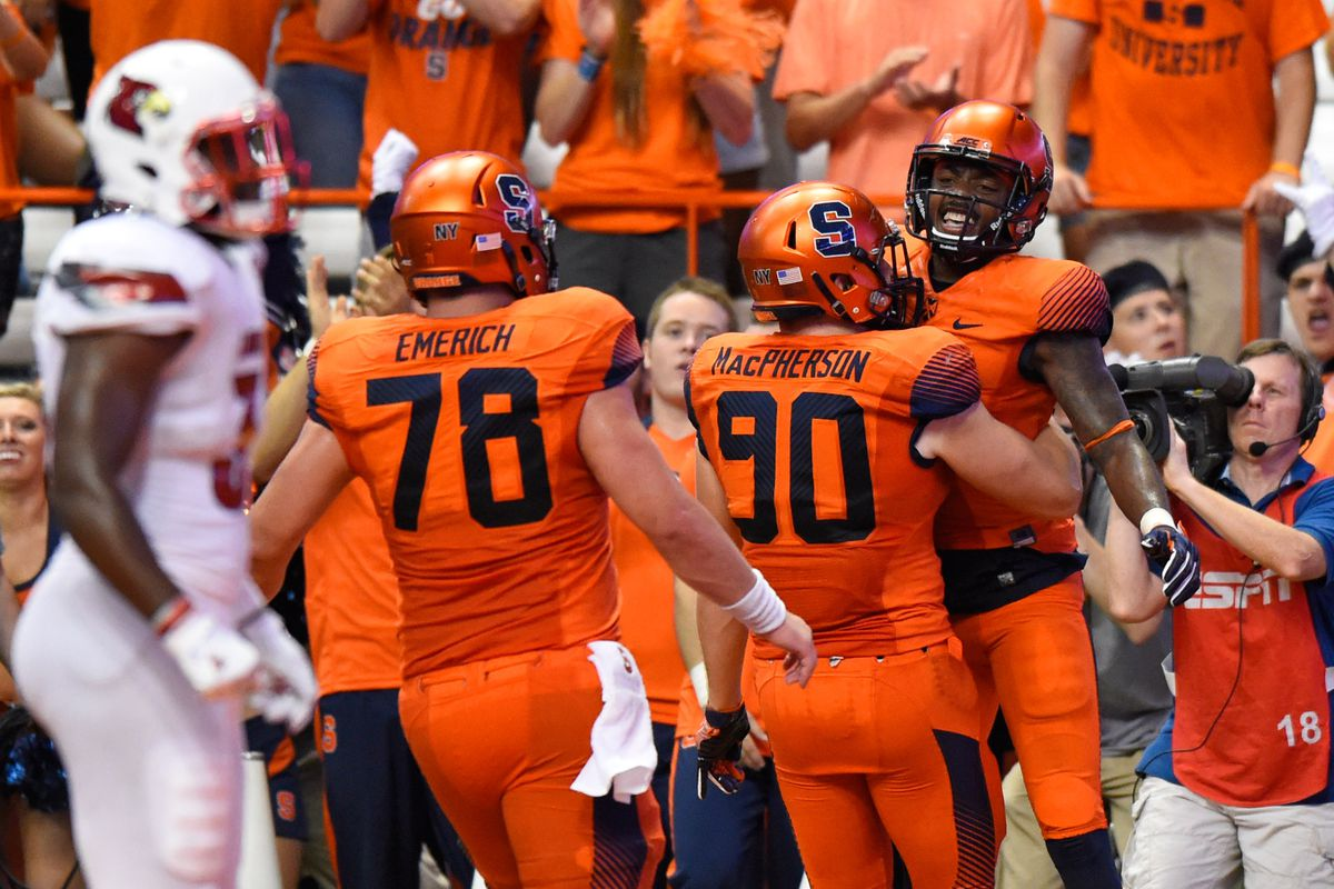 sports shoes 25b47 56289 Syracuse football: Blame Nike for why you can't buy orange ...