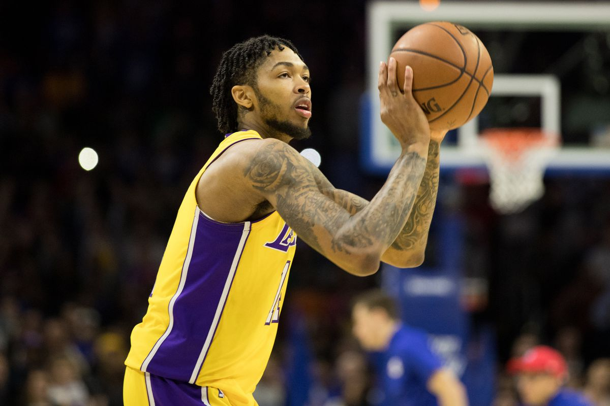 NBA scores 2017: Brandon Ingram buried the 76ers, and 13 other things from Thursday night's ...