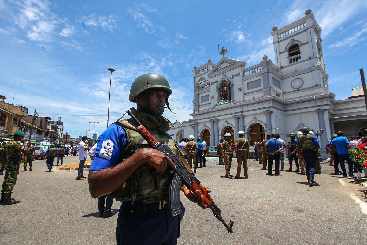Sri Lanka's Easter Sunday bombings: how civil war may have