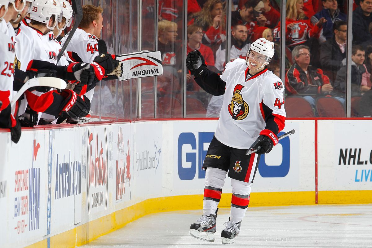 """Pageau scoffed at the """"Touch The Lehner, get demoted"""" rule... AT FIRST"""