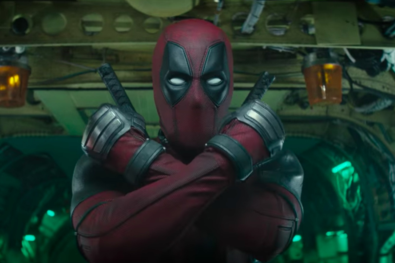 the latest deadpool 2 trailer introduces x force