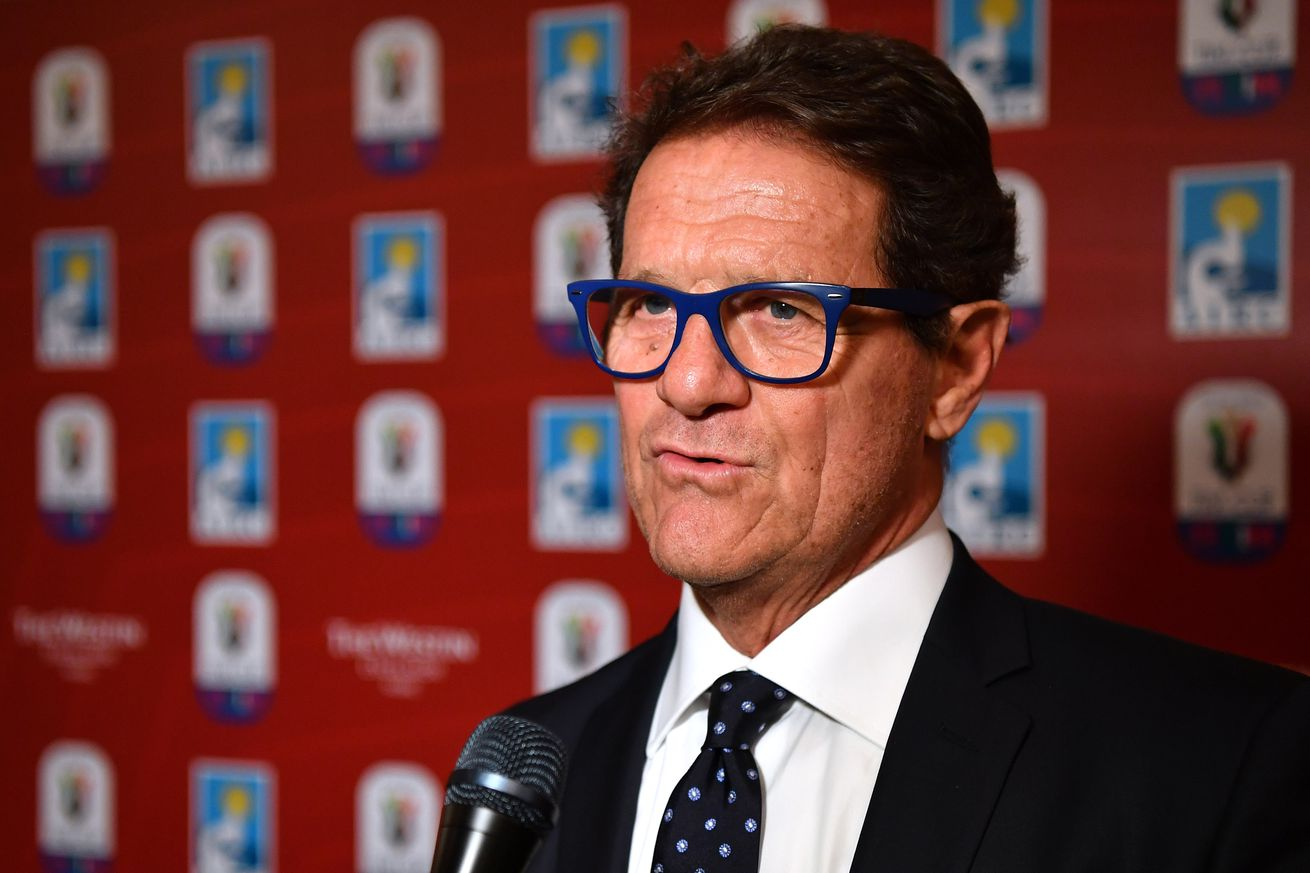 Former Real Madrid Coach Fabio Capello: ?The Galacticos have returned to Real Madrid?