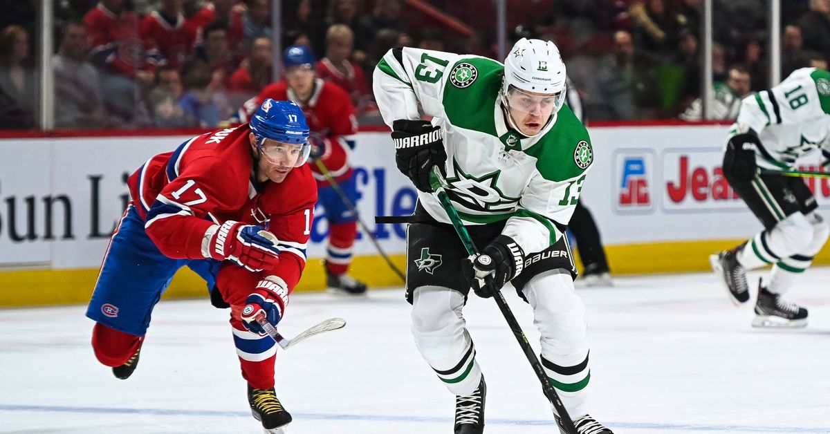 Canadiens vs. Stars game recap: Habs fail to hold another lead