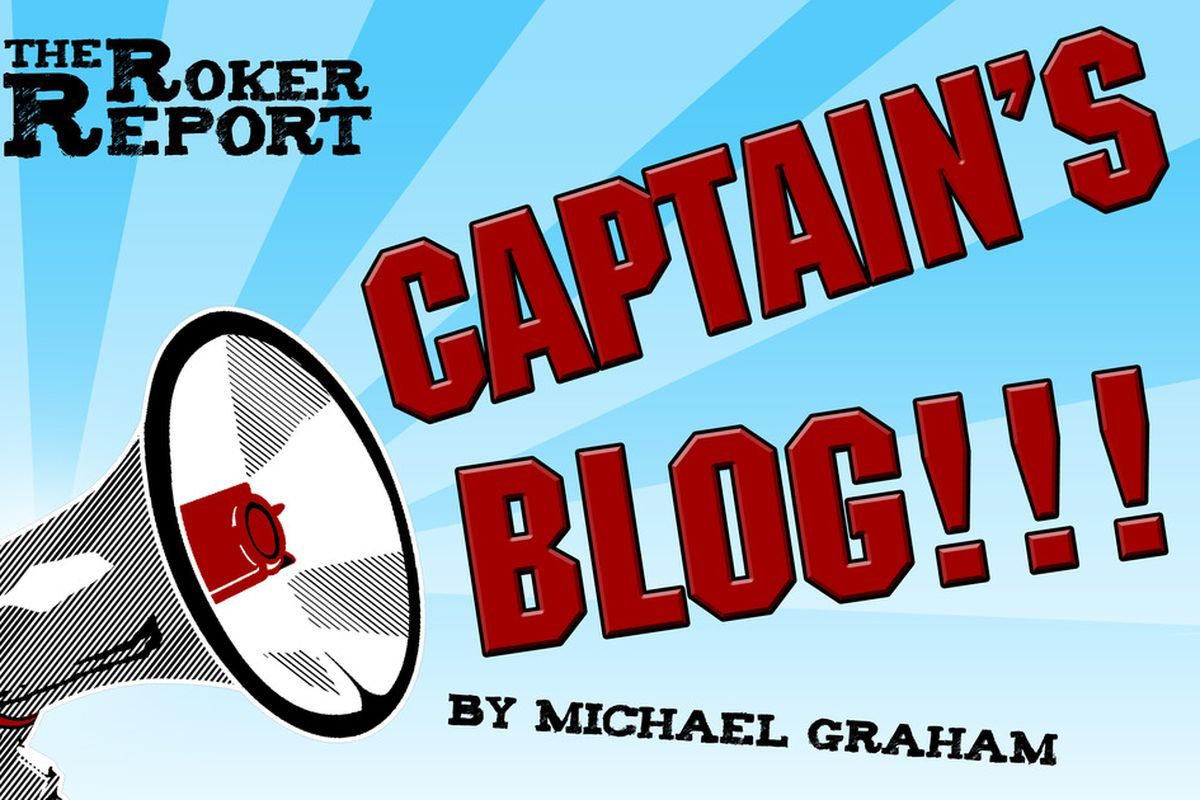 Captain's Blog: Battle-Weary Cats Crying Out For Fresh Legs