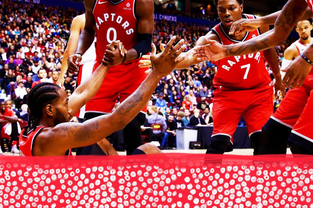 Inside the Raptors  big bet on Kawhi Leonard loving their culture. New ... dfe4fe86e