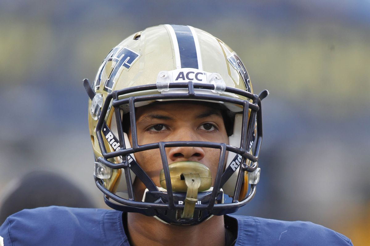 Tyler Boyd hopes to prove the AP poll wrong and land Pitt in there by the end of the season