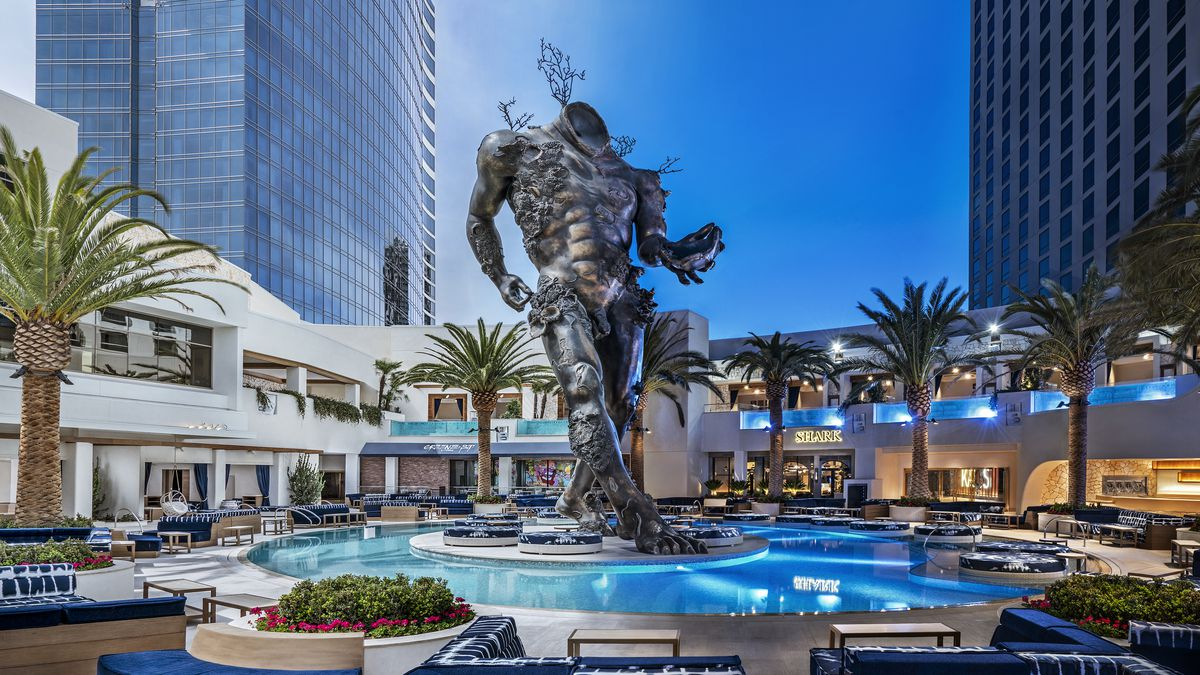 Kaos Dayclub And Nightclub At The Palms Gets Ready To Open
