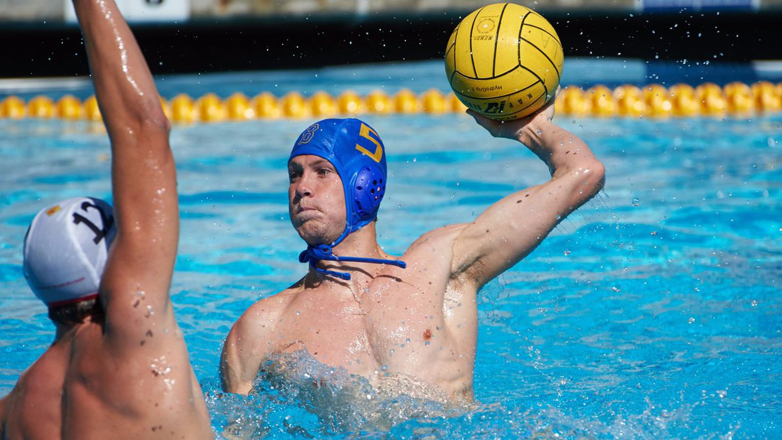 ucla mens water polo 2018 - HD 1600×900