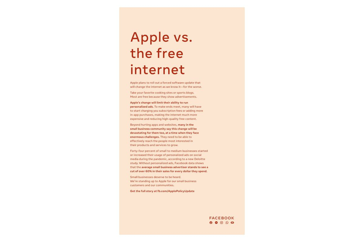 Apple's Privacy