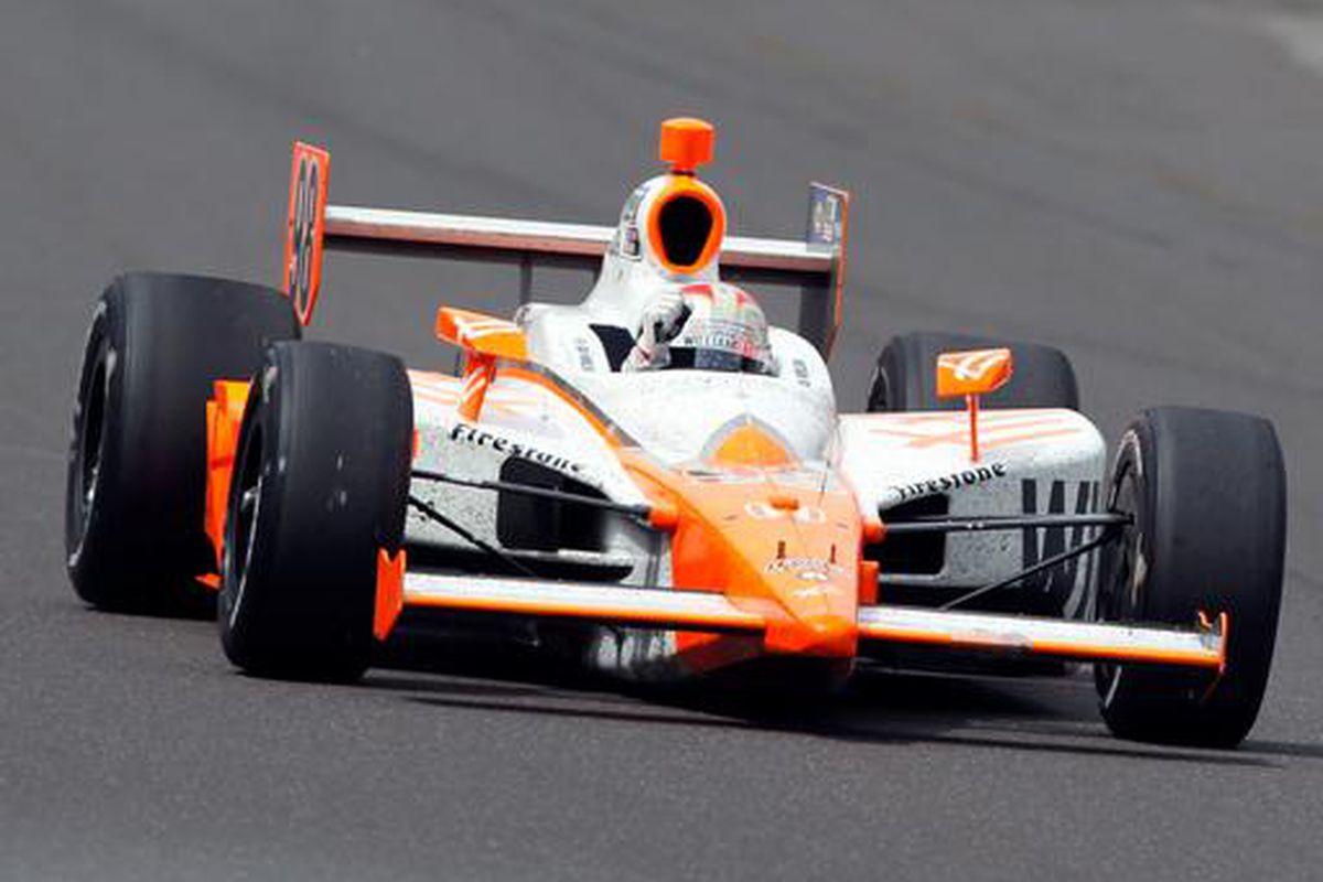 Dan Wheldon, 2011 Indianapolis 500 winner