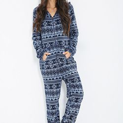 """This super-soft <b>Plush Fair Isle Onesie</b> will keep her warm all through the winter (and our just-as-cold summers), for only <b>$24.90</b> at <a href =""""http://www.forever21.com/product/product.aspx?br=F21&category=top&productid=2055878534&variantid="""">"""