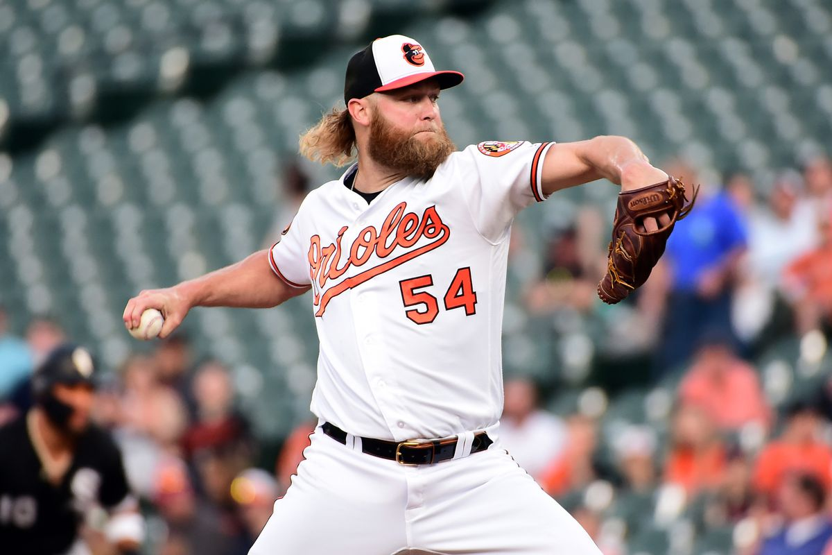 MLB: Chicago White Sox at Baltimore Orioles