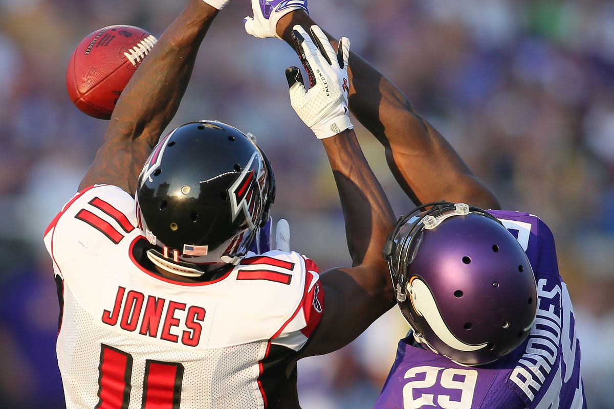 Xavier Rhodes has a great matchup this week.
