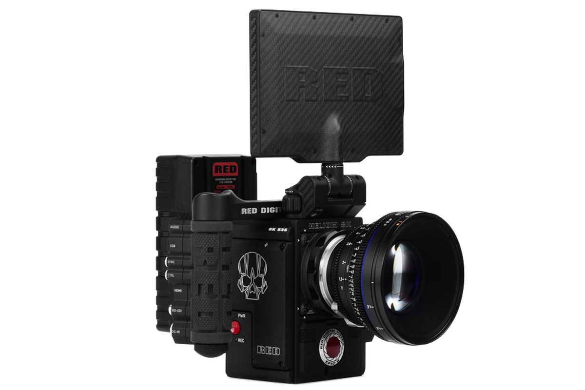 Chinese Foxconn swallowed Sharp Camera now w RED to make 8K