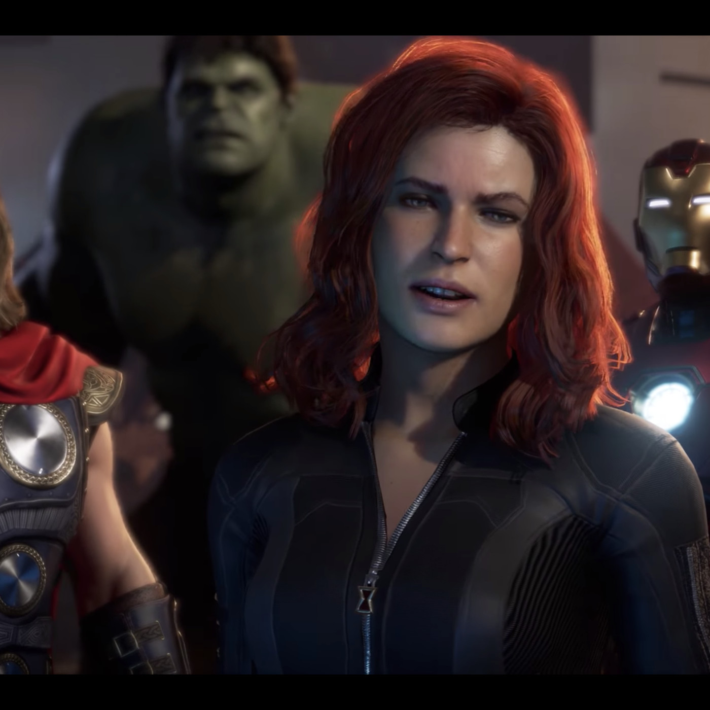 The Avengers Game Creators Hint At How They Ll Make Black