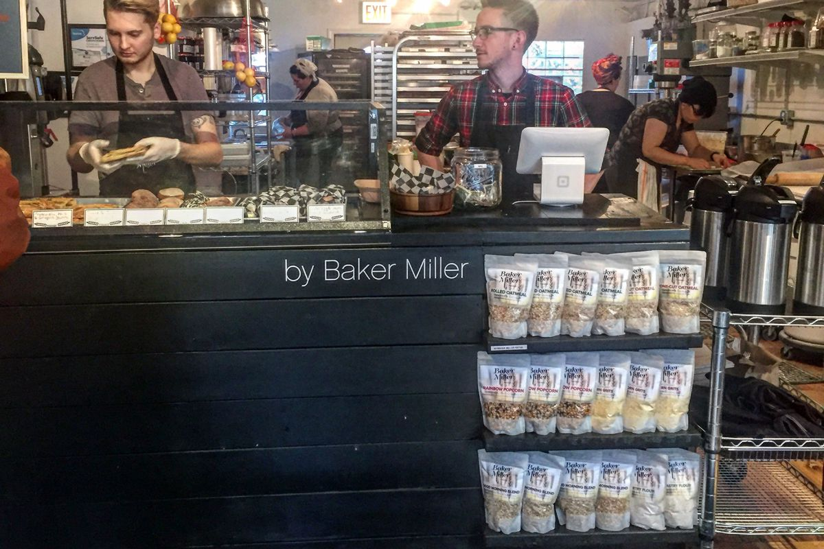 Hot Bar By Baker Miller