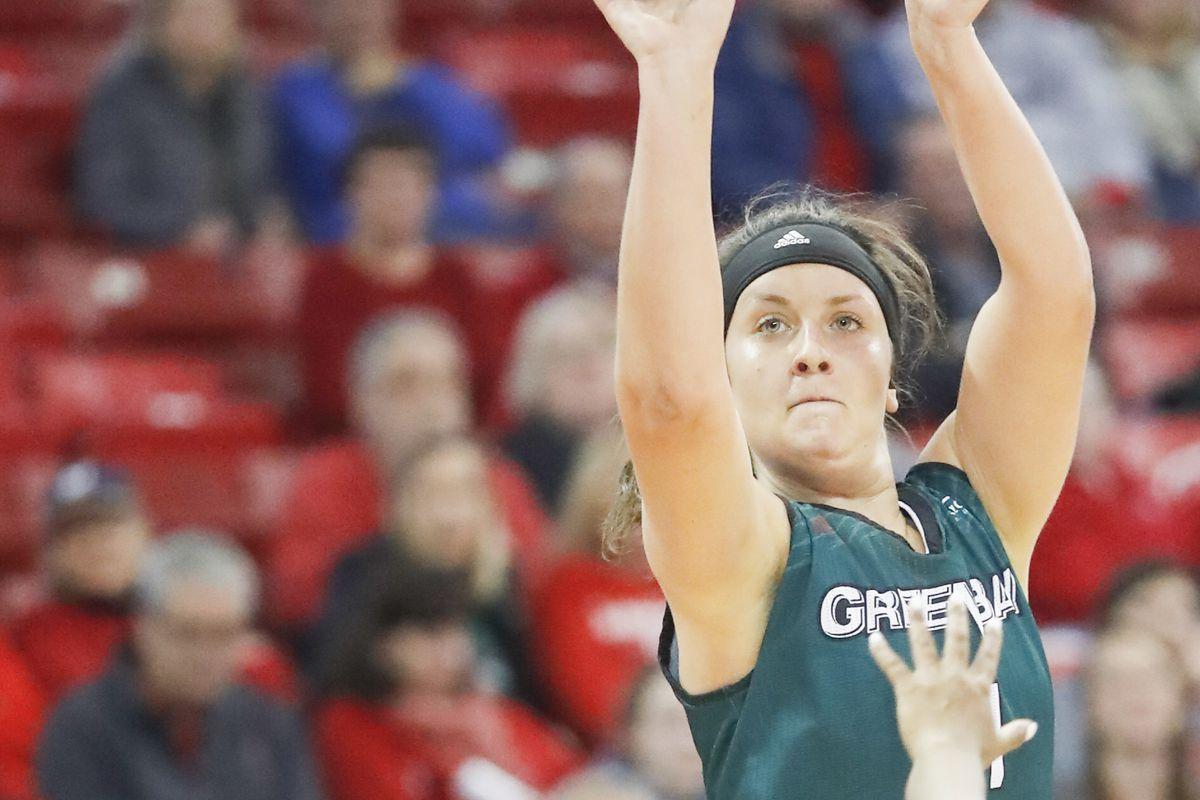 COLLEGE BASKETBALL: NOV 15 Women's - Green Bay at Wisconsin