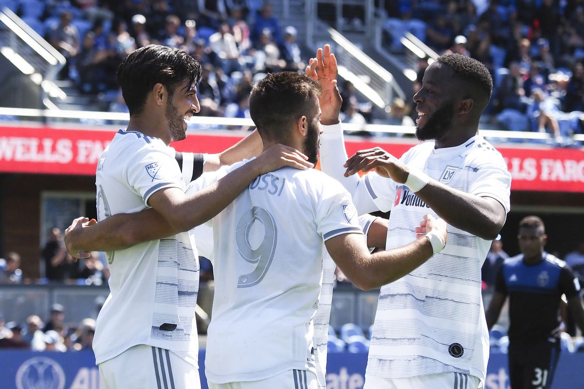 How to Watch LAFC vs San Jose Earthquakes: Lineups, odds, game