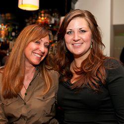 Ellen Marchman and Jess Hunter