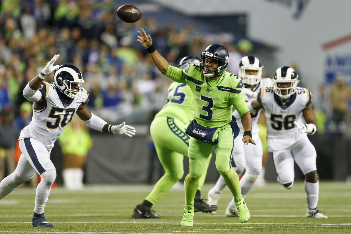 La Rams Vs Seattle Seahawks Matchups To Watch Turf Show