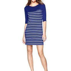 Striped dress, $69.95